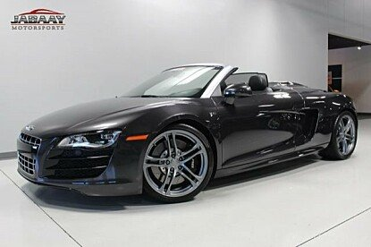 2011 Audi R8 5.2 Spyder for sale 100882254
