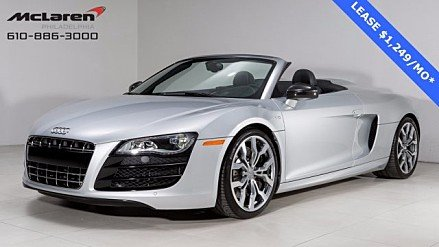 2011 Audi R8 5.2 Spyder for sale 100890578
