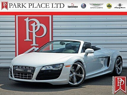 2011 Audi R8 5.2 Spyder for sale 100894589