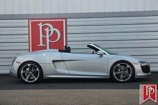 2011 Audi R8 5.2 Spyder for sale 100894589