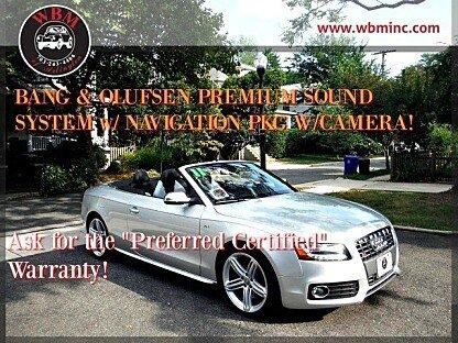 2011 Audi S5 3.0T Premium Plus Cabriolet for sale 100788846