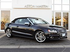 2011 Audi S5 3.0T Prestige Cabriolet for sale 100817048