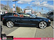 2011 Audi S5 3.0T Premium Plus Cabriolet for sale 100830935