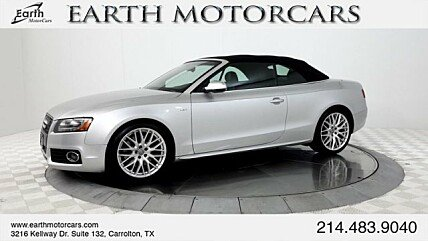 2011 Audi S5 3.0T Premium Plus Cabriolet for sale 100904746