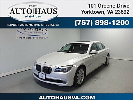 2011 BMW 750i xDrive for sale 100923021