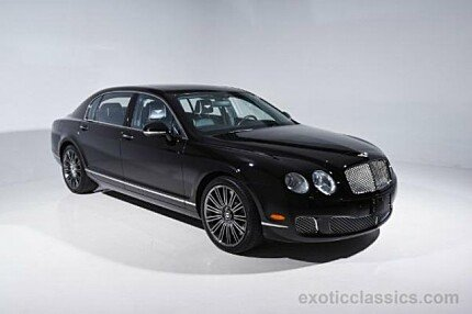 2011 Bentley Continental Flying Spur Speed for sale 100849697