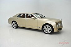 2011 Bentley Mulsanne for sale 100919656