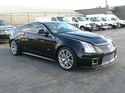 2011 Cadillac CTS V Coupe for sale 100838991