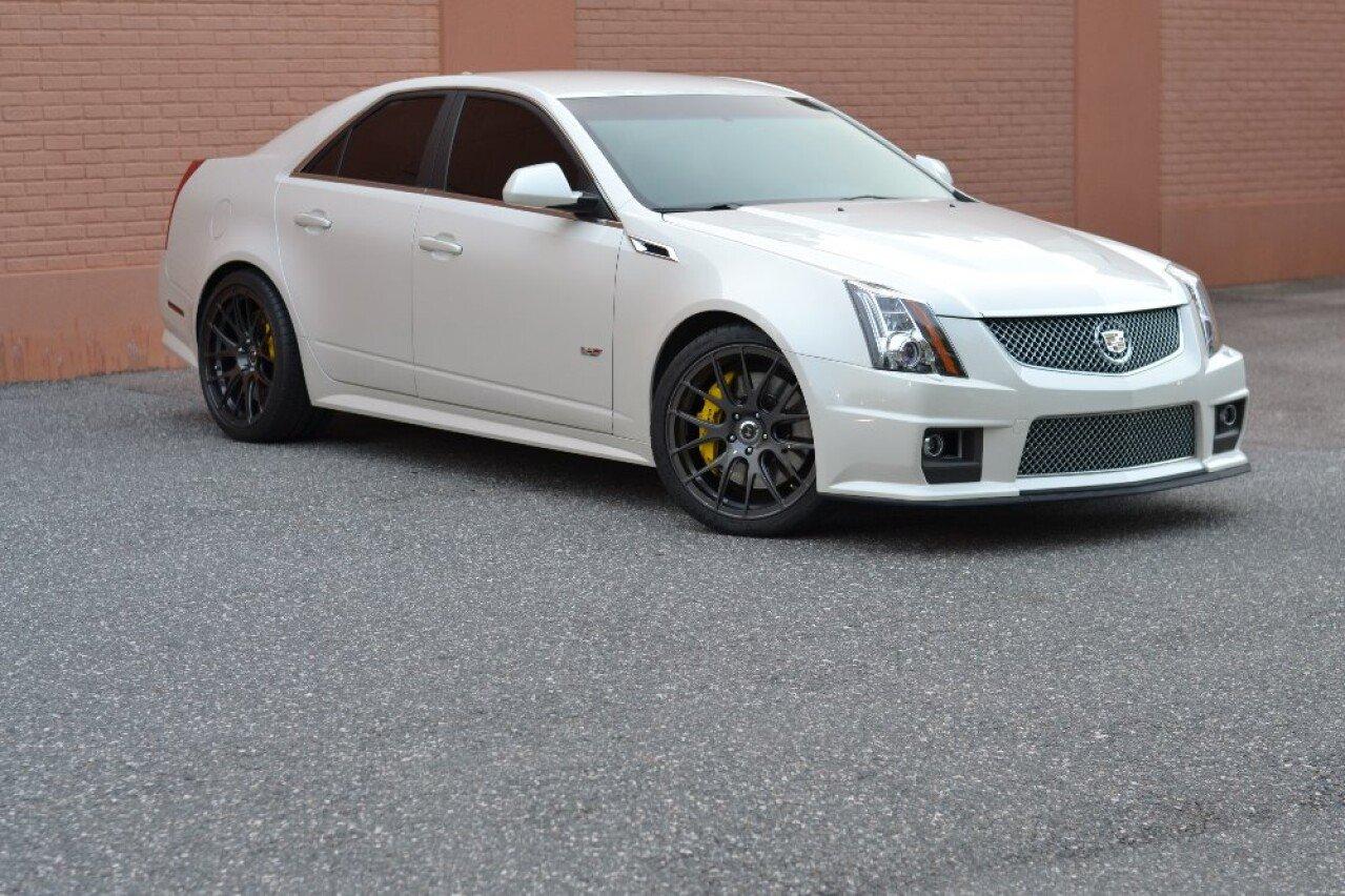 Cadillac Cts V Autotrader >> 2011 Cadillac Cts V Sedan For Sale Near Windermere Florida 34786