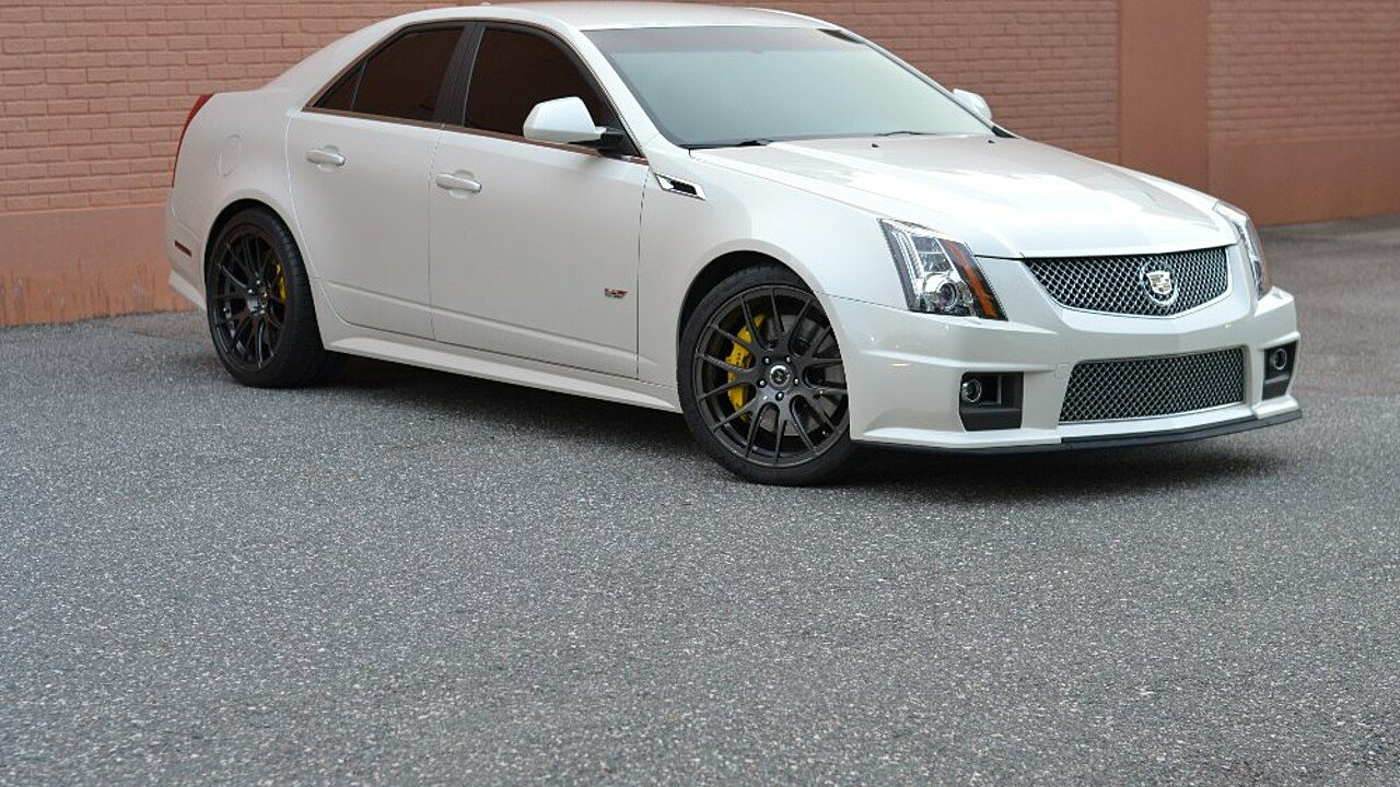 2011 cadillac cts v sedan for sale near windermere florida 34786 classics on autotrader. Black Bedroom Furniture Sets. Home Design Ideas