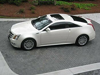 2011 Cadillac CTS for sale 100981245