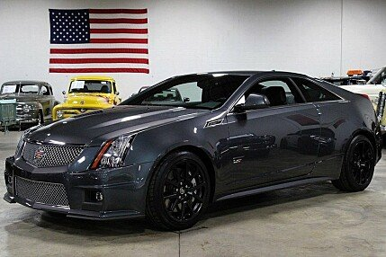 2011 Cadillac CTS V Coupe for sale 100860174