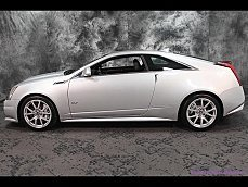 2011 Cadillac CTS V Coupe for sale 100872236
