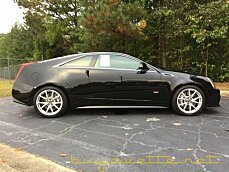2011 Cadillac CTS V Coupe for sale 100914530