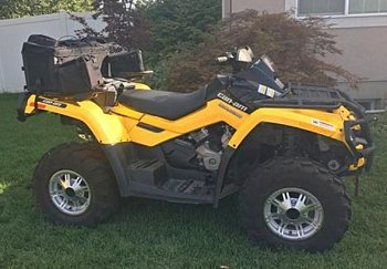 2011 Can-Am Outlander MAX 800R for sale 200410974