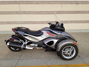 2011 Can-Am Spyder RS for sale 200497694
