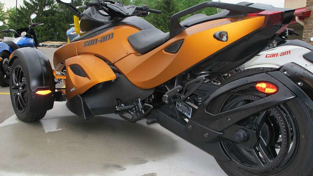 2011 can am spyder rs s for sale near mecosta michigan 49332