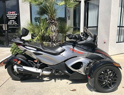2011 Can-Am Spyder RS for sale 200578113