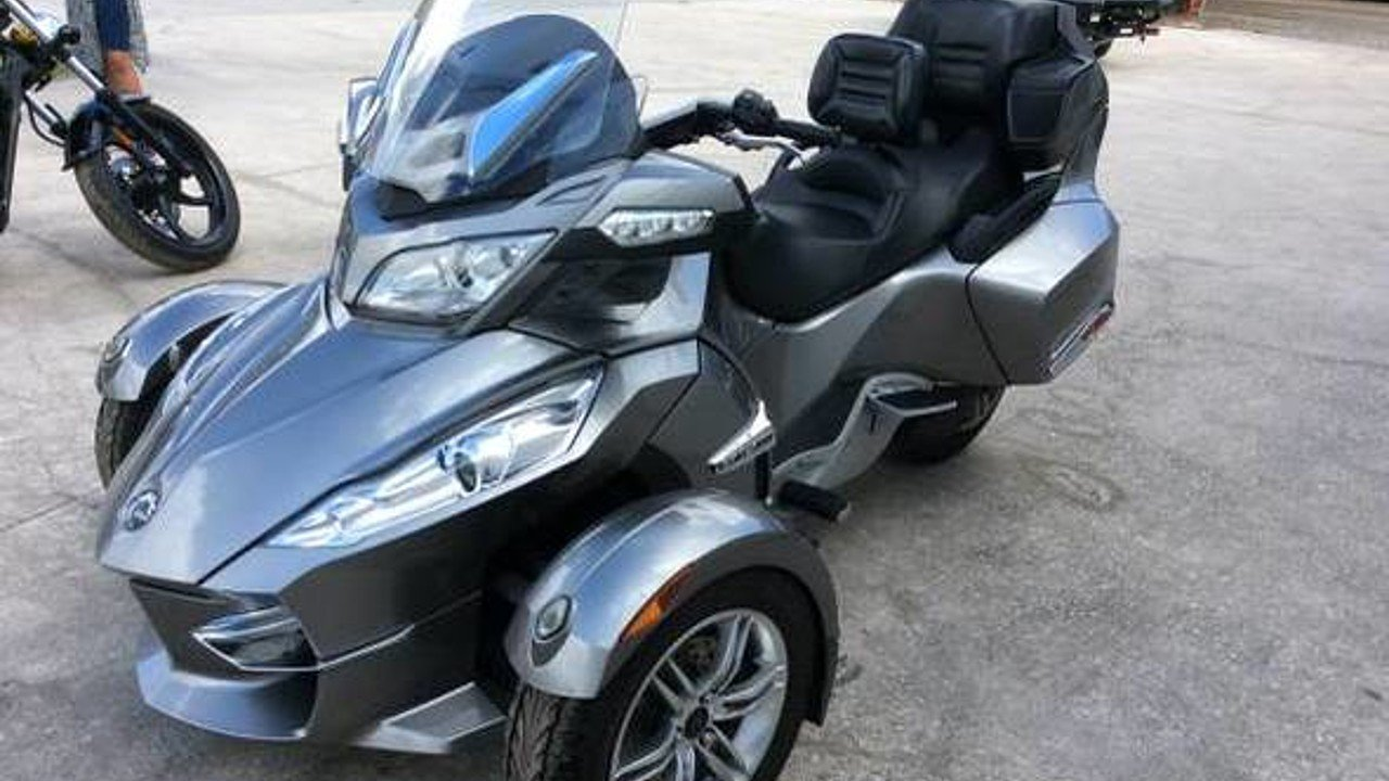 2011 Can-Am Spyder RT for sale 200423784