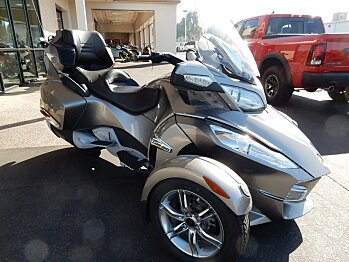 2011 Can-Am Spyder RT for sale 200451074