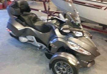 2011 Can-Am Spyder RT for sale 200462947