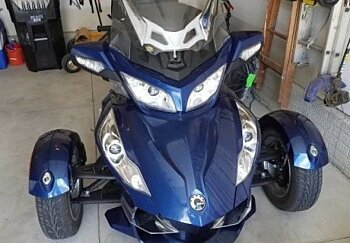 2011 Can-Am Spyder RT for sale 200474151