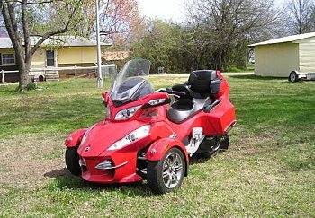 2011 Can-Am Spyder RT-S for sale 200382025