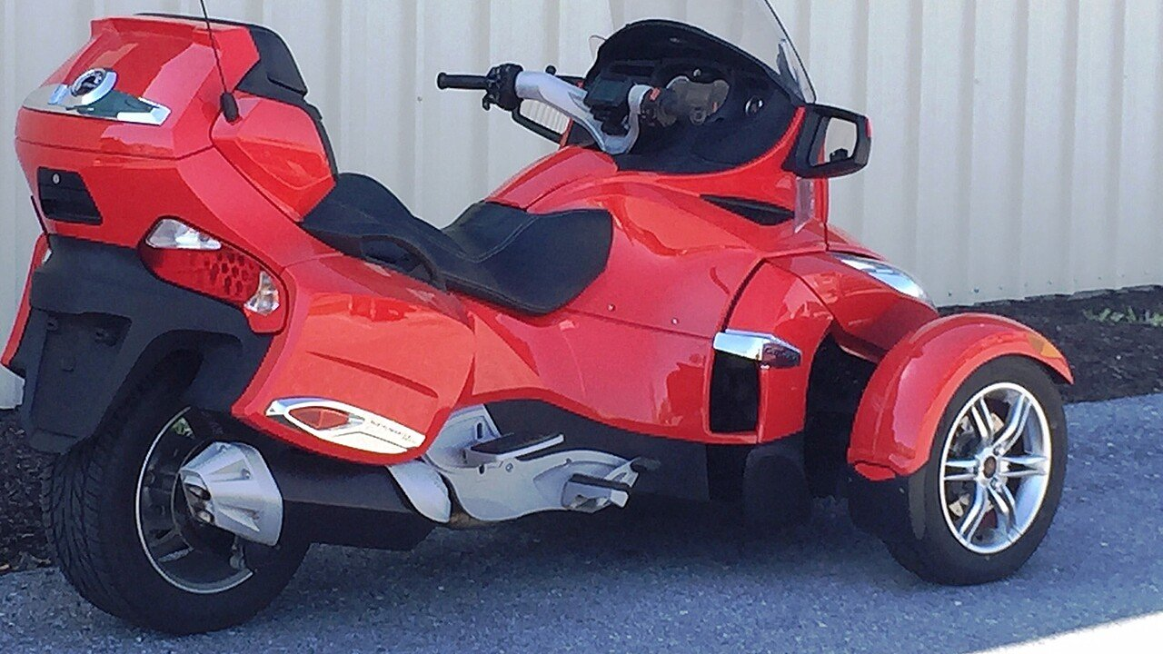2011 Can-Am Spyder RT-S for sale 200461984