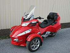 2011 Can-Am Spyder RT-S for sale 200440148