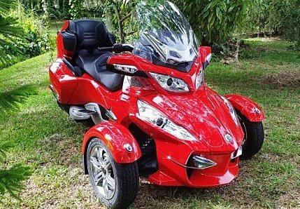 2011 Can-Am Spyder RT-S for sale 200467717