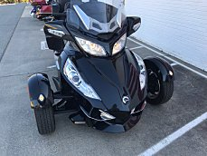2011 Can-Am Spyder RT-S for sale 200549575