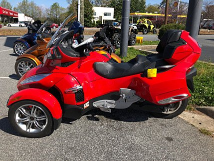 2011 Can-Am Spyder RT-S for sale 200568648