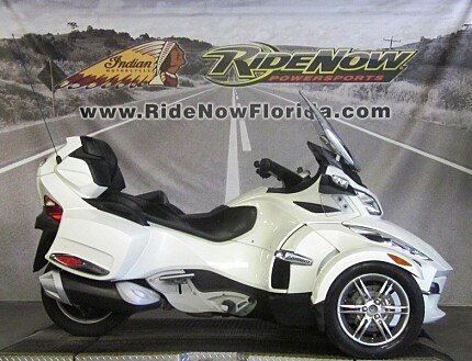 2011 Can-Am Spyder RT for sale 200617803