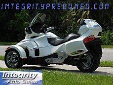 2011 Can-Am Spyder RT Audio & Convenience for sale 200624491
