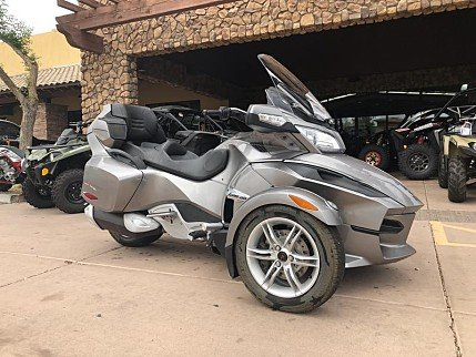 2011 Can-Am Spyder RT for sale 200629590