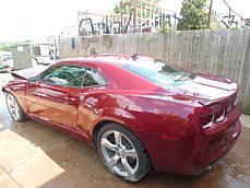 2011 Chevrolet Camaro LT Coupe for sale 100290712