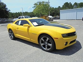 2011 Chevrolet Camaro LT Coupe for sale 100777971