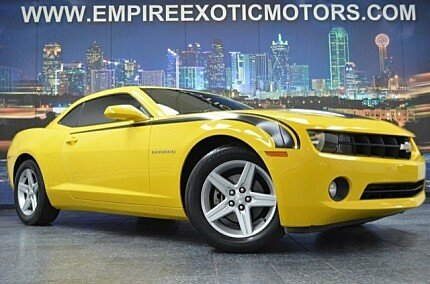 2011 chevrolet camaro lt coupe for sale 100790599 - Old Muscle Cars For Sale