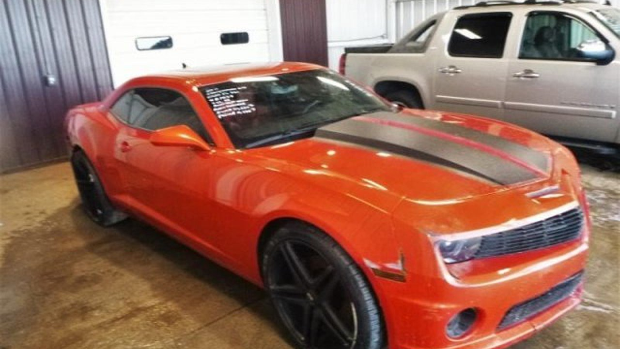 All Chevy chevy cars 2011 : 2011 Chevrolet Camaro Classics for Sale - Classics on Autotrader