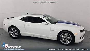 2011 Chevrolet Camaro SS Coupe for sale 101017041