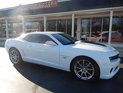 2011 Chevrolet Camaro SS Coupe for sale 100930131