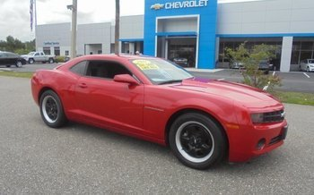 2011 Chevrolet Camaro LS Coupe for sale 100879503