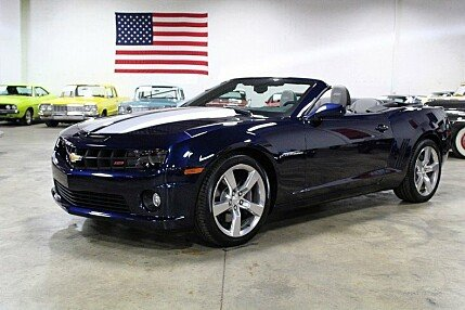 2011 Chevrolet Camaro SS Convertible for sale 100916694