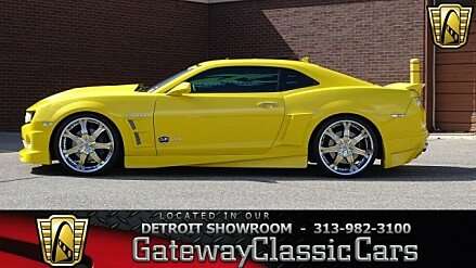 2011 Chevrolet Camaro SS Coupe for sale 100918185