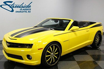 2011 Chevrolet Camaro for sale 100946165