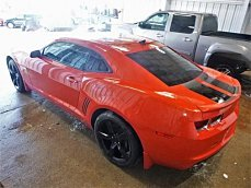 2011 Chevrolet Camaro SS Coupe for sale 100973107