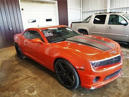 2011 Chevrolet Camaro SS Coupe for sale 100973113