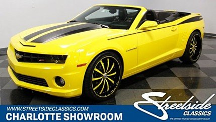 2011 Chevrolet Camaro for sale 100978067