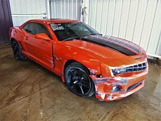 2011 Chevrolet Camaro SS Coupe for sale 100982796