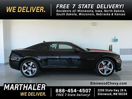 2011 Chevrolet Camaro SS Coupe for sale 101003042
